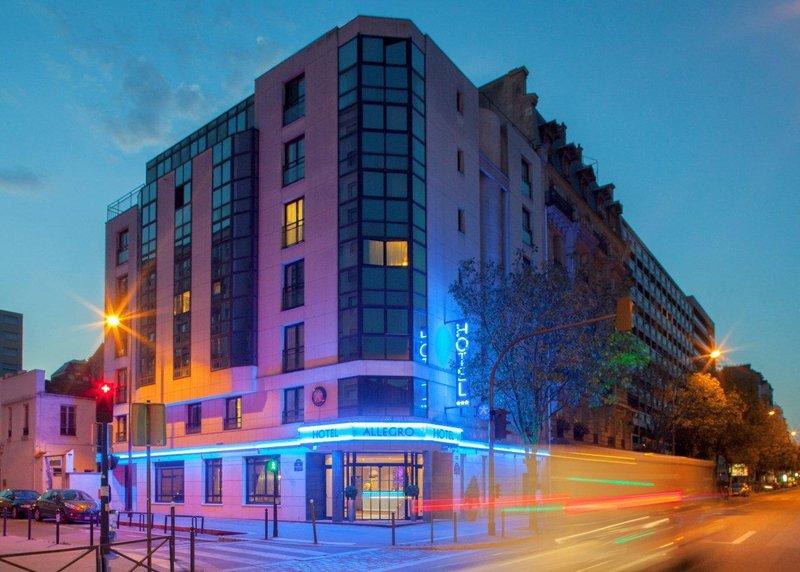BEST WESTERN HOTEL ARC DE TRIOMPHE