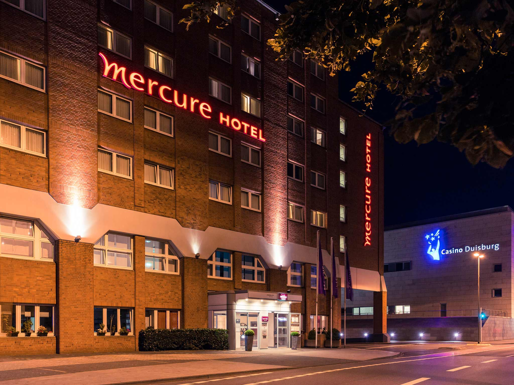 MERCURE DUISBURG
