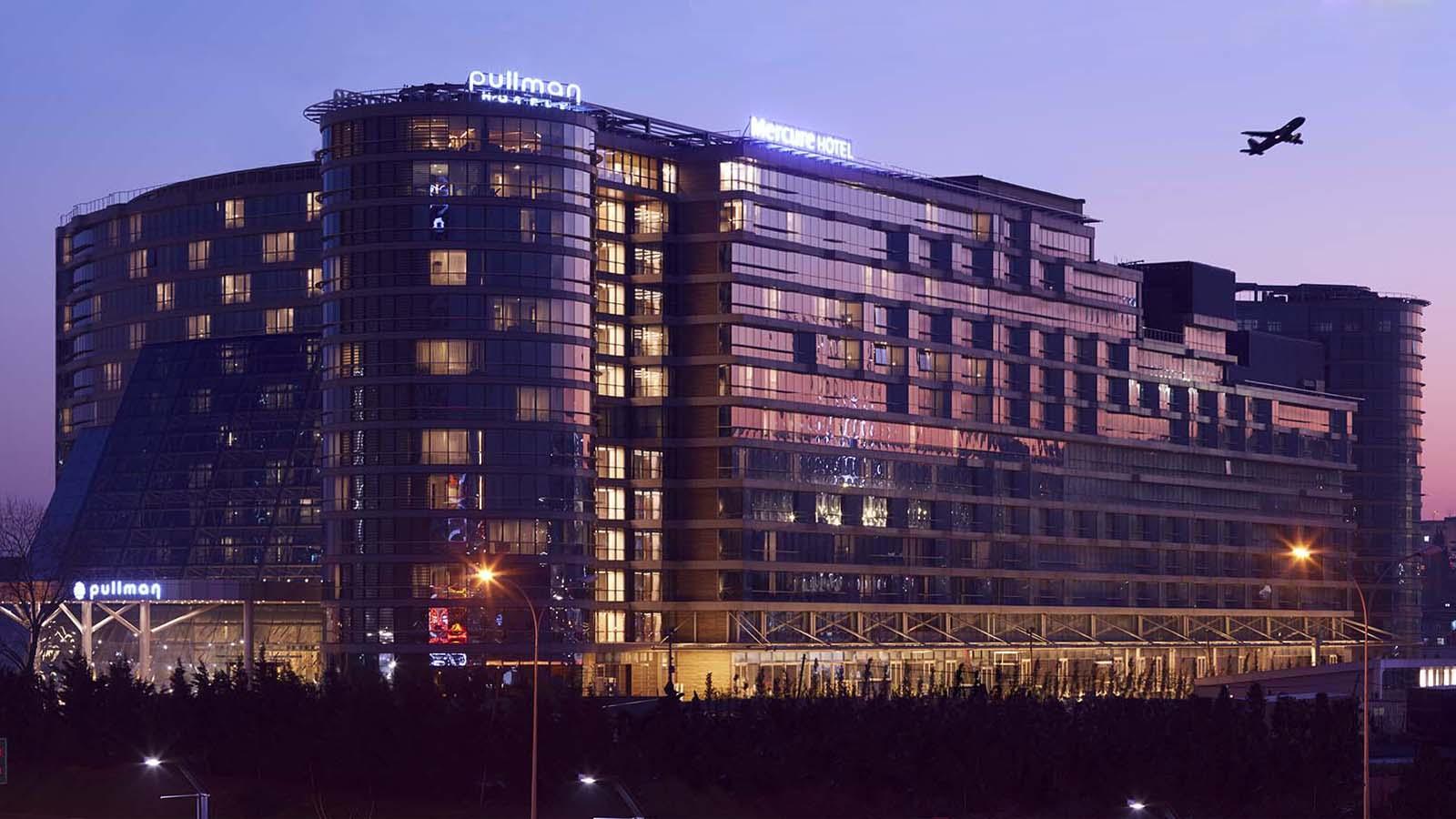 PULMANN ISTANBUL AIRPORT HOTEL