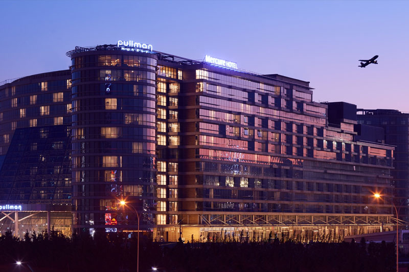 HOTEL PULLMAN İSTANBUL AIRPORT