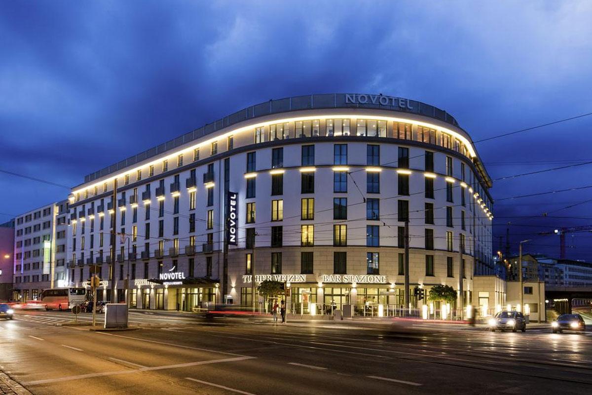 Novotel Nürnberg City Center