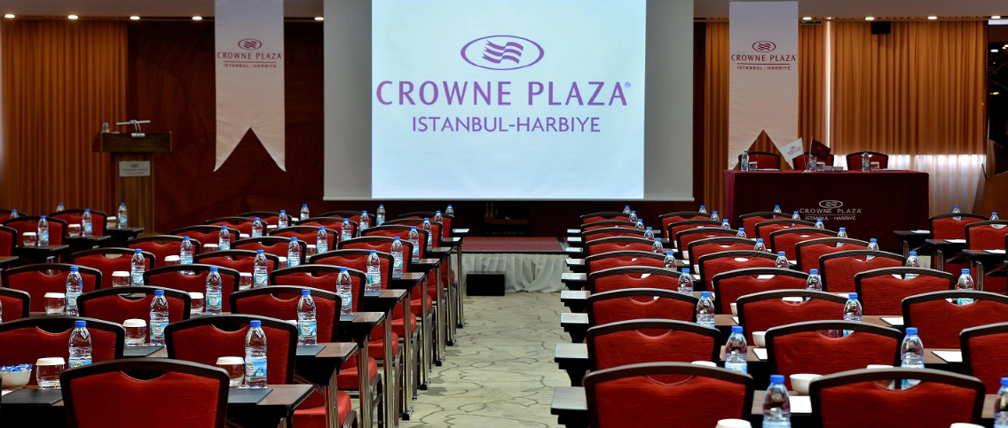 CROWN PLAZA ISTANBUL