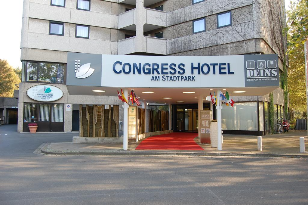 CONGRESS HOTEL STADTPARK